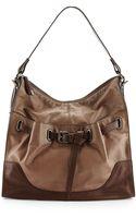 Kooba Kylie Belted Leather Hobo Bag - Lyst