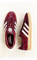Adidas Originals Gazelle Gum-sole Indoor Sneaker - Lyst