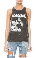 Chaser Blondie Rip Her To Shreds Muscle Tank - Lyst