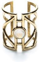 Pamela Love Pathway Cuff in Brass - Lyst