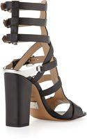 Michael Kors Paisley Gladiator Sandal - Lyst