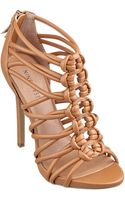 Nine West Knotty Sandal - Lyst