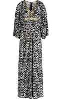 MICHAEL Michael Kors Long Dress - Lyst