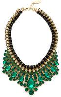 Adia Kibur Crystal Rope Necklace  - Lyst