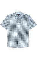 Marc By Marc Jacobs Squares Shirt - Lyst