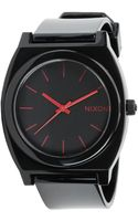 Nixon The Time Teller P - Lyst