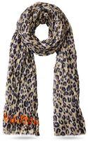 Louis Vuitton Leopard Stole - Lyst
