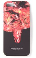 Marcelo Burlon County Of Milan Iphone 5 Snake Print Case - Lyst