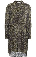 Isabel Marant Cray Leopard Dress - Lyst