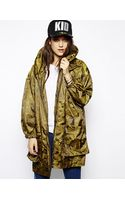 Eleven Paris Jacket in Camo Print - Lyst