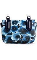 Marc By Marc Jacobs Floral Shoulder Bag - Lyst