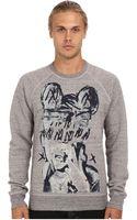 Marc Jacobs Graphic Print Sweatshirt - Lyst