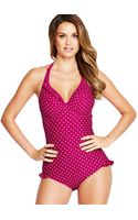 Panache Clio Betty Halter Swimsuit - Lyst