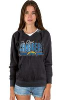 Junk Food Womens San Diego Chargers Holiday Logo Hoodie - Lyst