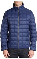 Michael Kors Quilted Nylon Jacket - Lyst