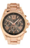 Forever 21 Chronograph Analog Watch - Lyst