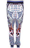 Clover Canyon Cuban Tile Fleece Pants - Lyst
