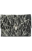 Proenza Schouler Large Lunch Bag Clutch - Lyst