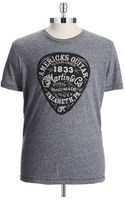 Lucky Brand Graphic T-Shirt - Lyst