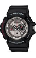 G-shock Black Red Chronograph Watch 55mm - Lyst