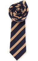 Alexander Olch Striped Tie - Lyst