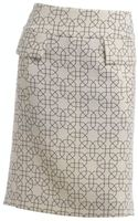 Marni Fusing Lines Skirt - Lyst
