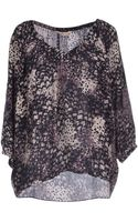 Rebecca Taylor Blouse - Lyst