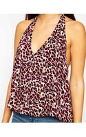 Goldie This Moment Cami Top with Open Back - Lyst
