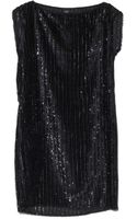 Zero + Maria Cornejo Feather Stripe Irina Dress - Lyst