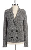 BCBGeneration Shawl Collar Cardigan - Lyst