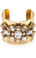 Kate Spade Glass Arches Statement Cuff - Lyst