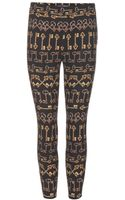 Dolce & Gabbana Crepe Trousers - Lyst