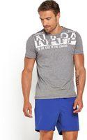 Napapijri Mens Logo T-Shirt - Lyst