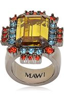 Mawi Barbarella Collection Ring - Lyst