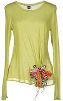 Class Roberto Cavalli T-shirt - Lyst