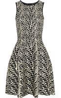 Issa Stretch Knit Dress - Lyst