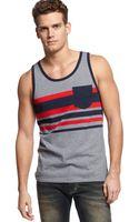 Inc International Concepts Tank Tshirt - Lyst