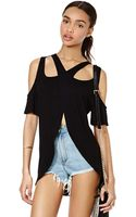 Nasty Gal Over and Over Tee - Lyst