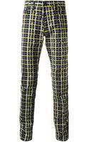 Kenzo Printed Trousers - Lyst