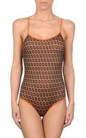 Fendi One-piece Suit - Lyst