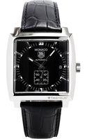 Tag Heuer Monaco Watch - Lyst