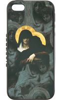 Givenchy Black Madonna Iphone 5 Case - Lyst