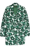 Mother Of Pearl Carrera Cotton Sateen Coat - Lyst
