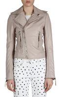 Balenciaga Original Moto Jacket - Lyst