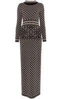 Temperley London Long Empire Dress - Lyst