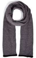 Missoni Mohairwool Striped Scarf - Lyst