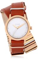 Nixon The Kenzi Wrap Watch - Lyst