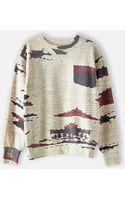 Etoile Isabel Marant Haley Printed Sweatshirt - Lyst