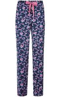 Juicy Couture Rose Pyjama Bottoms - Lyst