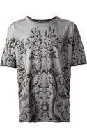 Dolce & Gabbana Printed Tshirt - Lyst